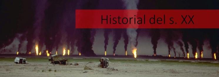 Historial del s